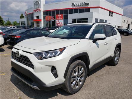 2019 Toyota RAV4 Limited (Stk: 9-1183) in Etobicoke - Image 1 of 14