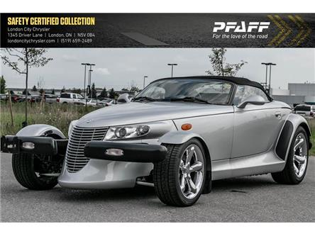 2001 Plymouth Prowler Base (Stk: LU8663) in London - Image 1 of 13