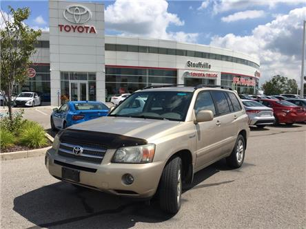 2006 Toyota Highlander Hybrid Limited 7-Passenger (Stk: 190889A) in Whitchurch-Stouffville - Image 1 of 12