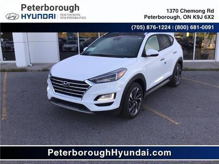 2019 Hyundai Tucson Ultimate (Stk: H12216) in Peterborough - Image 1 of 16