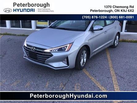 2020 Hyundai Elantra Preferred (Stk: H12243) in Peterborough - Image 1 of 19