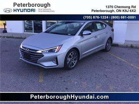 2020 Hyundai Elantra Luxury (Stk: H12253) in Peterborough - Image 1 of 19