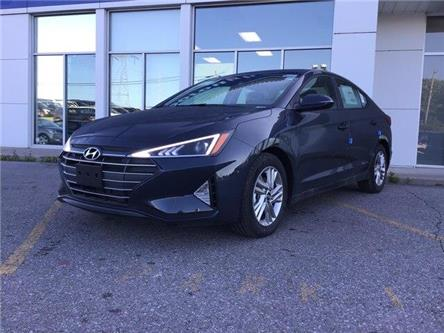 2020 Hyundai Elantra Preferred w/Sun & Safety Package (Stk: H12251) in Peterborough - Image 2 of 12