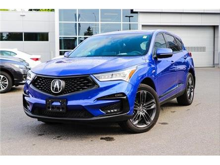 2019 Acura RDX A-Spec (Stk: P18636) in Ottawa - Image 1 of 30