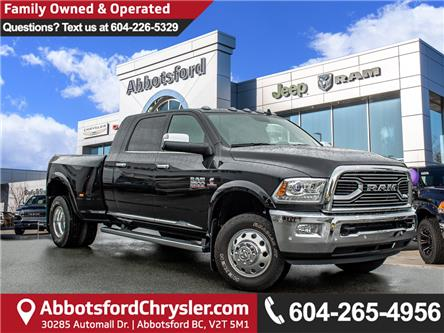 2018 RAM 3500 Longhorn (Stk: K628285A) in Abbotsford - Image 1 of 30