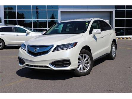 2018 Acura RDX Tech (Stk: P18606) in Ottawa - Image 1 of 22