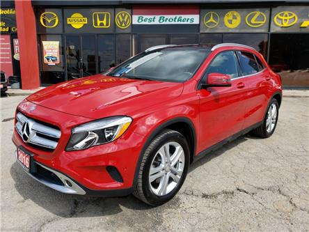 2016 Mercedes-Benz GLA-Class Base (Stk: 223127) in Toronto - Image 1 of 16