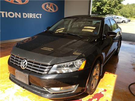 2014 Volkswagen Passat 2.0 TDI Comfortline (Stk: 14-085383) in Lower Sackville - Image 1 of 17