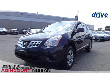 2012 Nissan Rogue S (Stk: KC835469A) in Scarborough - Image 1 of 14