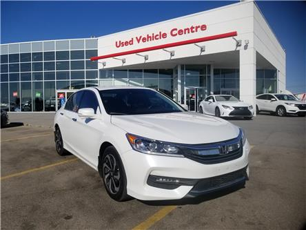 2017 Honda Accord EX-L V6 (Stk: U194275) in Calgary - Image 1 of 30