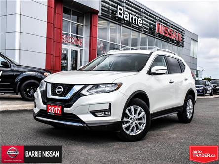 2017 Nissan Rogue SV (Stk: P4601) in Barrie - Image 1 of 27