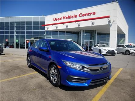 2018 Honda Civic LX (Stk: U194292) in Calgary - Image 1 of 25