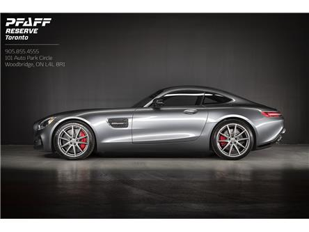2016 Mercedes-Benz AMG GT S (Stk: MU2138A) in Woodbridge - Image 1 of 19