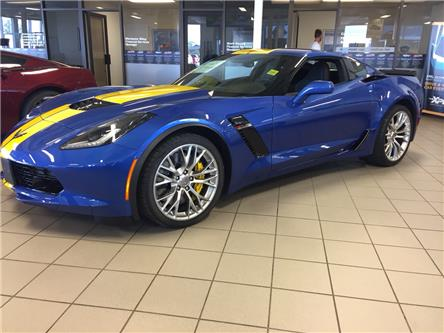 2019 Chevrolet Corvette Z06 (Stk: 178076) in AIRDRIE - Image 2 of 5