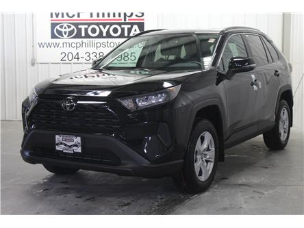 2019 Toyota RAV4 LE (Stk: C037925) in Winnipeg - Image 1 of 25
