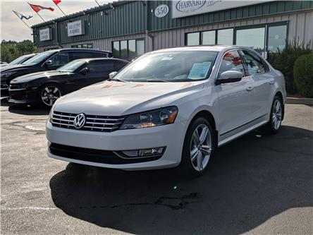 2014 Volkswagen Passat 2.0 TDI Highline (Stk: 10476) in Lower Sackville - Image 1 of 19