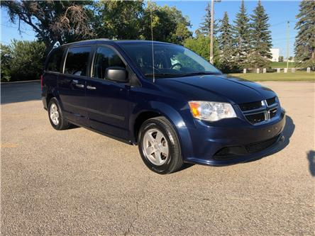 2012 Dodge Grand Caravan SE/SXT (Stk: ) in Winnipeg - Image 1 of 22