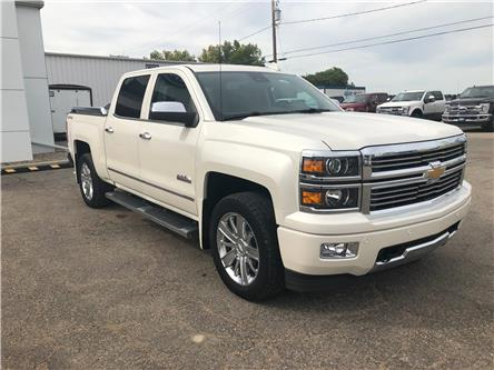 2015 Chevrolet Silverado 1500 High Country (Stk: 9U022) in Wilkie - Image 1 of 24