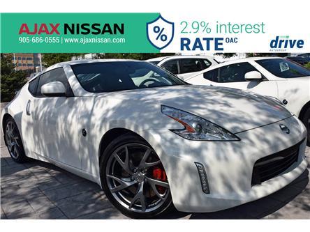 2017 Nissan 370Z Touring Sport (Stk: V006A) in Ajax - Image 1 of 31