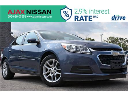 2015 Chevrolet Malibu 1LT (Stk: U124B) in Ajax - Image 1 of 29