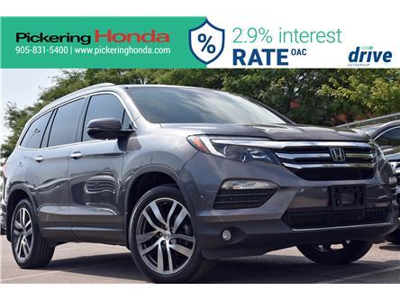2017 Honda Pilot Touring (Stk: P5158) in Pickering - Image 1 of 37