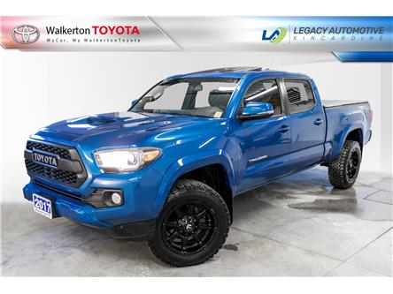2017 Toyota Tacoma SR5 (Stk: P9110) in Walkerton - Image 1 of 16