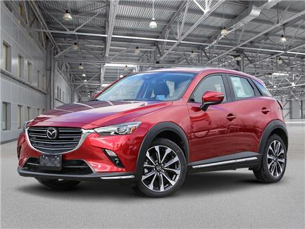 2019 Mazda CX-3 GT (Stk: 19316) in Toronto - Image 1 of 23