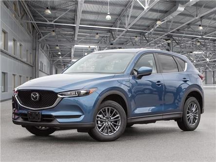 2019 Mazda CX-5 GS (Stk: 19319) in Toronto - Image 1 of 23