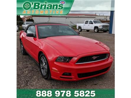 2014 Ford Mustang V6 Premium (Stk: 12434A) in Saskatoon - Image 1 of 21