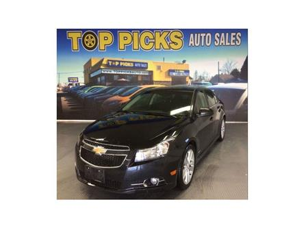 2012 Chevrolet Cruze LT Turbo (Stk: 139126) in NORTH BAY - Image 1 of 20