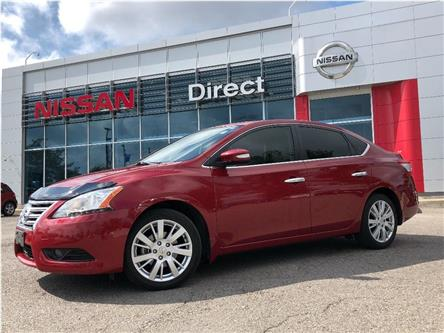 2013 Nissan Sentra SL | CERTIFIED (Stk: N3721A) in Mississauga - Image 1 of 21