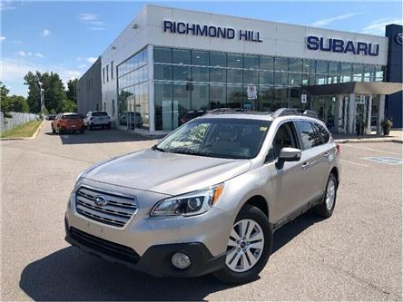 2016 Subaru Outback  (Stk: LP0298) in RICHMOND HILL - Image 1 of 18