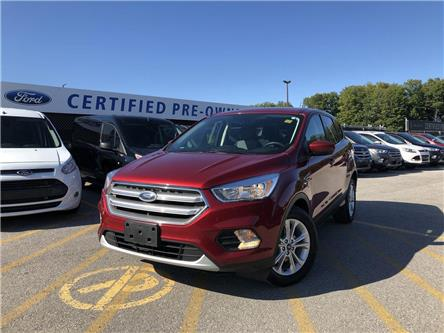 2017 Ford Escape SE (Stk: ES19823A) in Barrie - Image 1 of 22