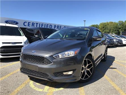 2017 Ford Focus SE (Stk: ES19856A) in Barrie - Image 1 of 25