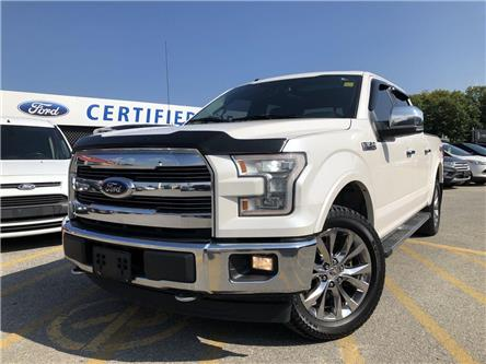 2017 Ford F-150 Lariat (Stk: FP19913A) in Barrie - Image 1 of 30