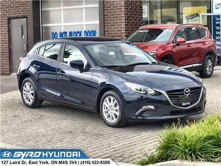 2015 Mazda Mazda3 Sport GS (Stk: H5198) in Toronto - Image 1 of 28