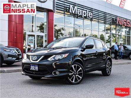 2018 Nissan Qashqai SL AWD-NAVI,LEATHER,ROOF,Clean Carfax! (Stk: UM1639) in Maple - Image 1 of 26