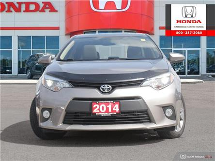 2014 Toyota Corolla LE ECO (Stk: 20134A) in Cambridge - Image 2 of 27