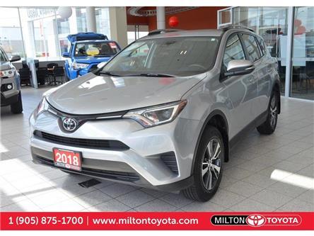 2018 Toyota RAV4  (Stk: 495015A) in Milton - Image 1 of 37