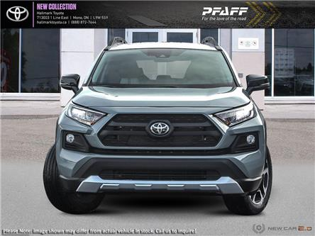 2019 Toyota RAV4 AWD Trail (Stk: H19642) in Orangeville - Image 2 of 24