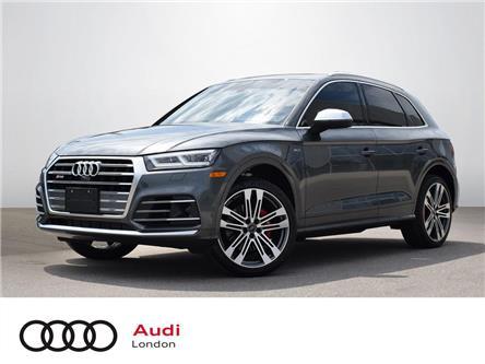2018 Audi SQ5 3.0T Technik (Stk: 907084A) in London - Image 2 of 27
