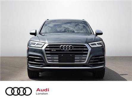 2018 Audi SQ5 3.0T Technik (Stk: 907084A) in London - Image 1 of 27