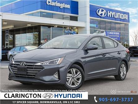 2020 Hyundai Elantra Preferred (Stk: 19635) in Clarington - Image 1 of 24