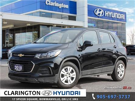 2018 Chevrolet Trax LS (Stk: 19473A) in Clarington - Image 1 of 27