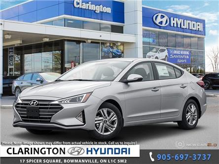 2020 Hyundai Elantra Preferred (Stk: 19646) in Clarington - Image 1 of 24