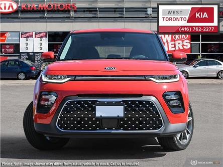 2020 Kia Soul EX Limited (Stk: 20077) in Toronto - Image 2 of 23