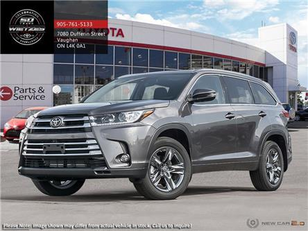 2019 Toyota Highlander Limited AWD (Stk: 69375) in Vaughan - Image 1 of 24