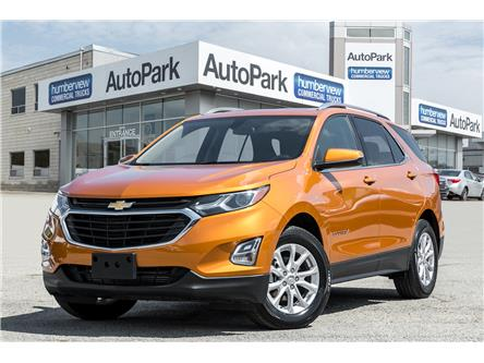 2018 Chevrolet Equinox 1LT (Stk: ) in Mississauga - Image 1 of 20