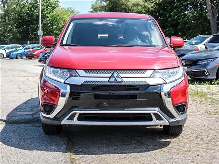 2019 Mitsubishi Outlander ES (Stk: U06632) in Toronto - Image 2 of 25