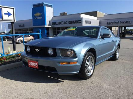 2005 Ford Mustang GT (Stk: K114B) in Grimsby - Image 1 of 14